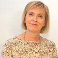 Inforin kirjoittamiskoulutuksien valmentaja Taina Uimonen