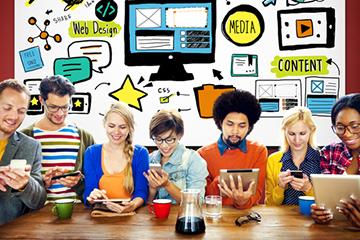 Digitaalisen viestinnän koulutusohjelma | Infor
