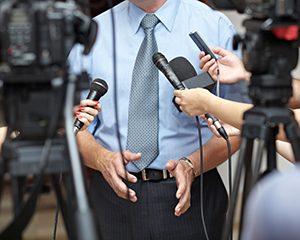 Mediavalmennus - onnistu median kohtaamisessa | Infor