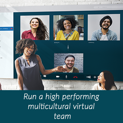 Managing Multicultural Virtual Team | Fintra training aiming at a high performing Multicultural Team