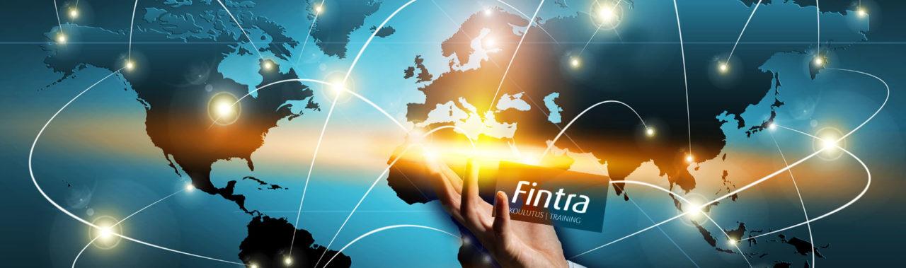 Fintra on kansainvälisen toiminnan kouluttaja | Kansainvälinen kasvu ja kannattavuus