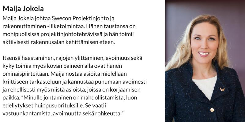 Inforin-Elonmerkki-tapahtuman-puhuja-Swecon-Maija-Jokela