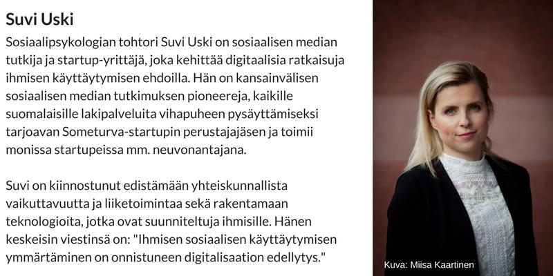 Inforin-Elonmerkki-tapahtuman-puhuja-2018-Suvi-Uski