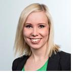 Marika Gröhn, OP:n viestintäpäällikkö