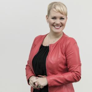 Johtaja, HR, viestintä ja vastuullisuus Katri Viippola