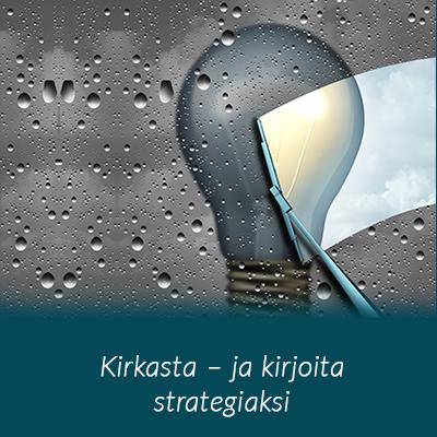 Asiakaslähtöinen strategiatyö -koulutus | Fintra | kirkasta asiakashyödyt ja kirjoita ne strategiaksi