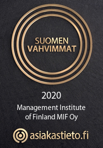 Suomen vahvimmat 2020 MIF